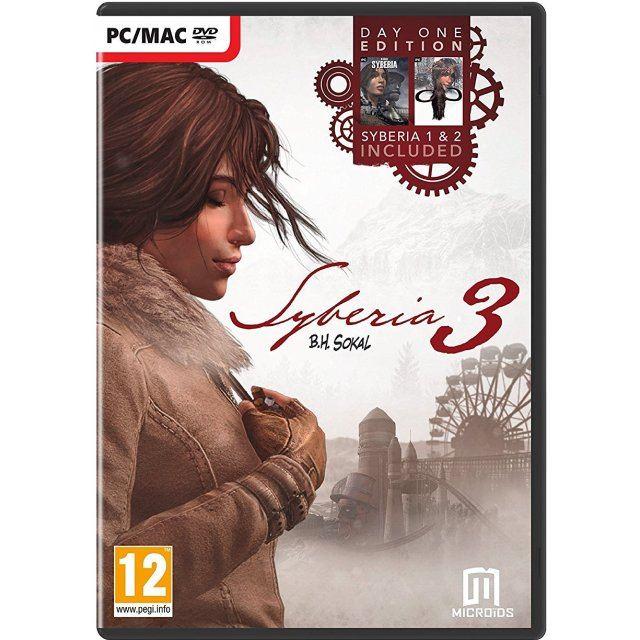 Syberia 3 (DVD-ROM)