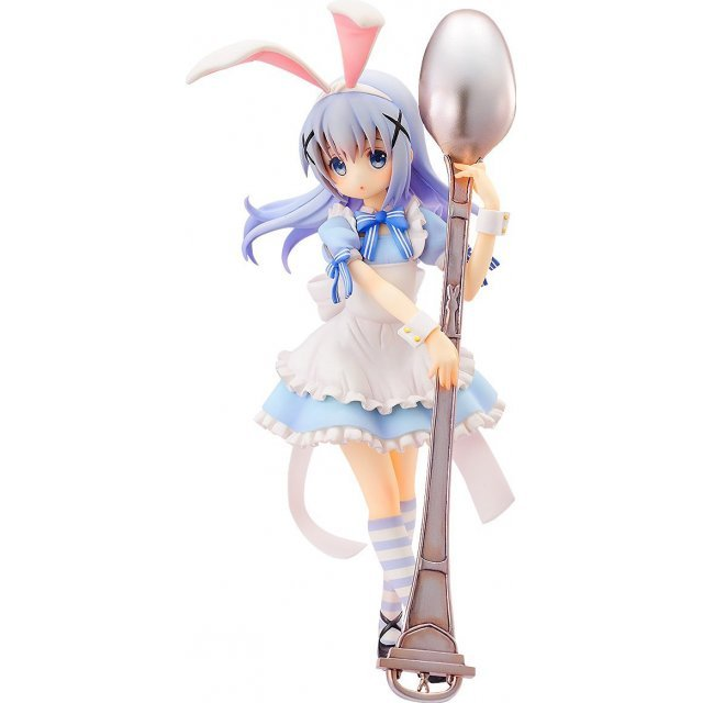 Is the Order a Rabbit?? 1/8 Scale Pre-Painted Figure: Chino Alice Style (Re-run)