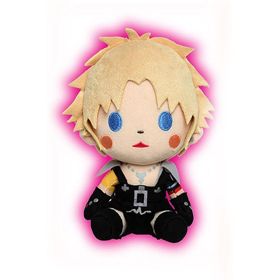 Final Fantasy All Stars Deformed Plush Vol.5: Tidus