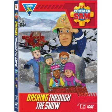 Fireman Sam Vol.24 - Dashing Through The Snow