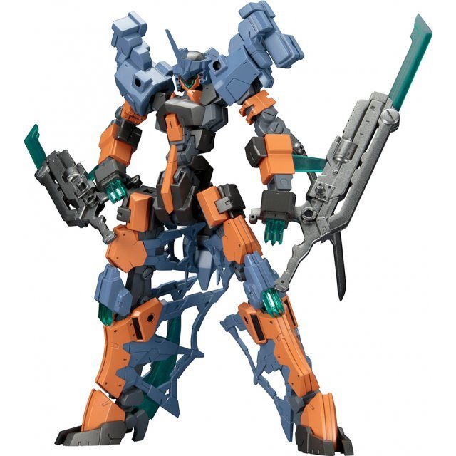 Frame Arms 1/100 Scale Model Kit: RF-Ex10/S Wyvern