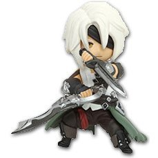 Final Fantasy XIV Minion Figure Vol.3: Thancred