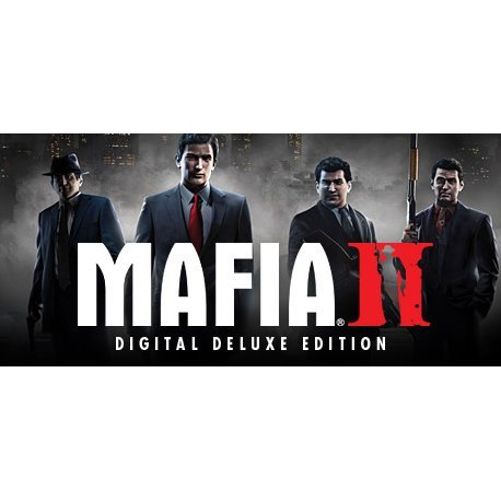 Mafia 2 [Digital Deluxe Edition] (Steam)