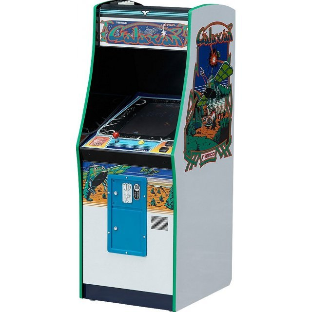 Namco Arcade Machine Collection 1/12 Scale Pre-Painted Figure: Galaxian
