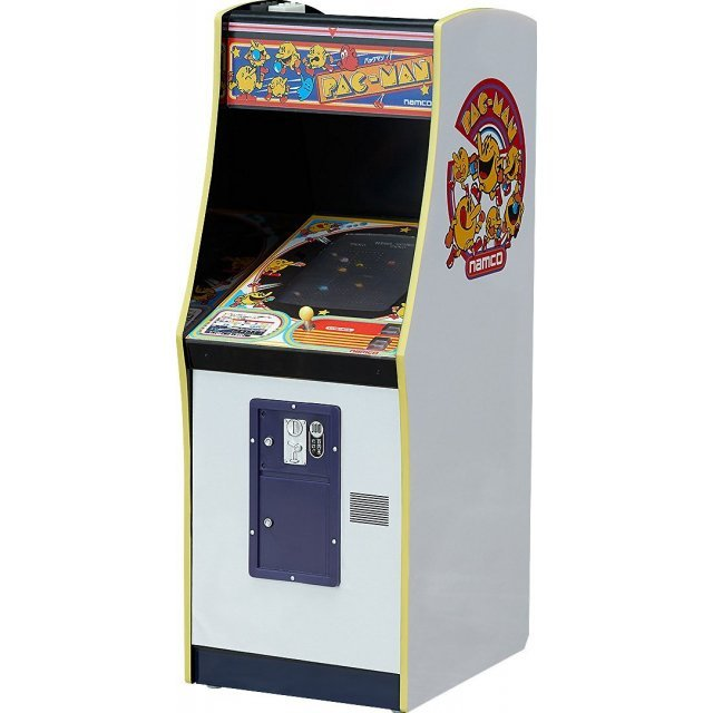Namco Arcade Machine Collection 1/12 Scale Pre-Painted Figure: Pac-Man