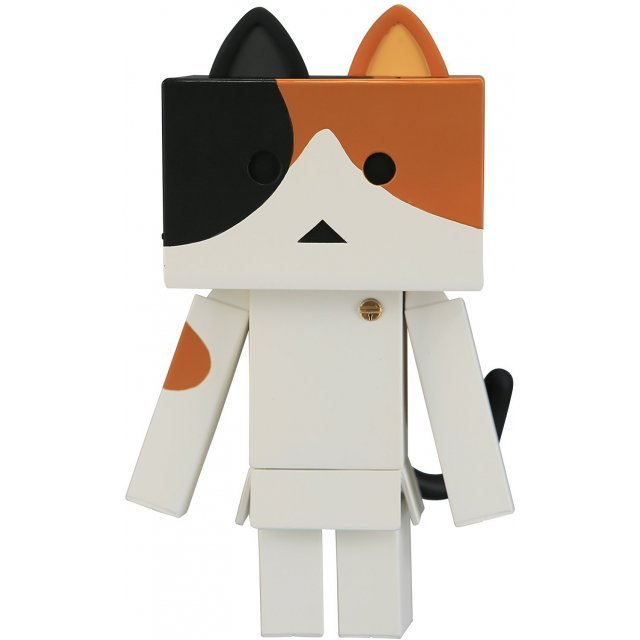 Soft Vinyl Toy Box 006A Yotsuba&!: Nyanboard Mike