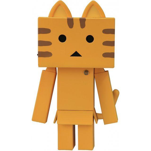 Soft Vinyl Toy Box 006B Yotsuba&!: Nyanboard Tora