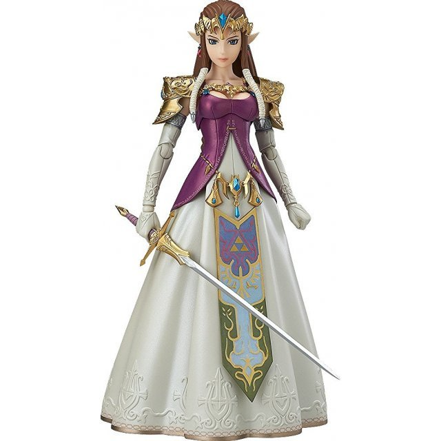 Figma No. 318 Zelda: Twilight Princess Ver.