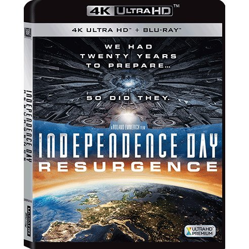 Independence Day : Resurgence (4K UHD+BD)
