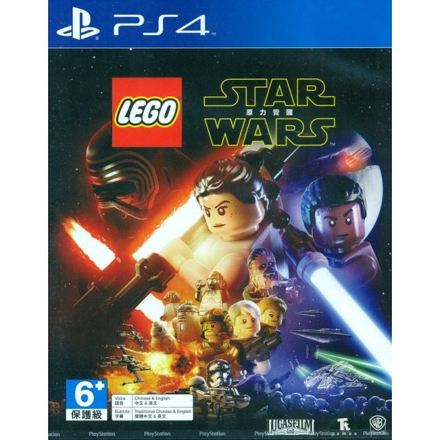 LEGO Star Wars: The Force Awakens (English & Chinese Subs)