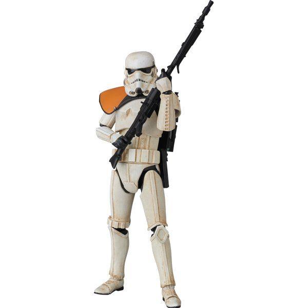MAFEX Star Wars Episode IV A New Hope: Sandtrooper