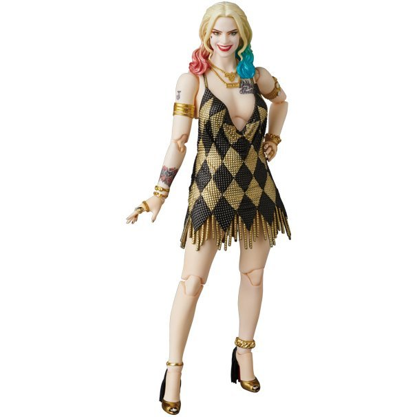 MAFEX Suicide Squad: Harley Quinn Dress Ver.
