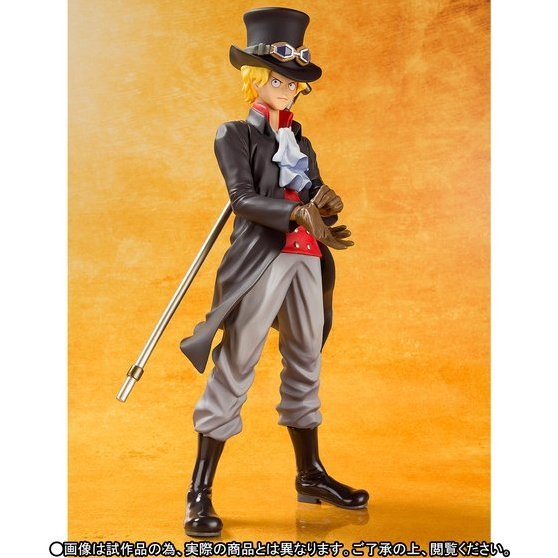 Figuarts Zero One Piece Film Gold: Sabo One Piece Film Gold Ver.
