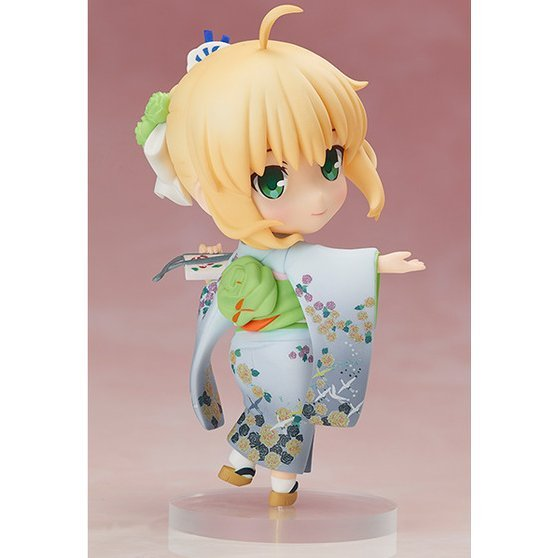 Chara-Forme Plus Fate/stay Night Unlimited Blade Works: Saber Kimono Ver.