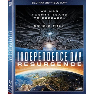Independence Day: Resurgence 3D+2D