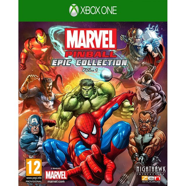 Marvel Pinball - Epic Collection: Volume 1