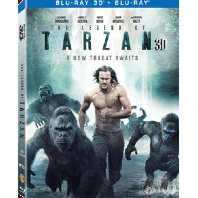 The Legend of Tarzan (3D) (2-Disc) (Lenticular)