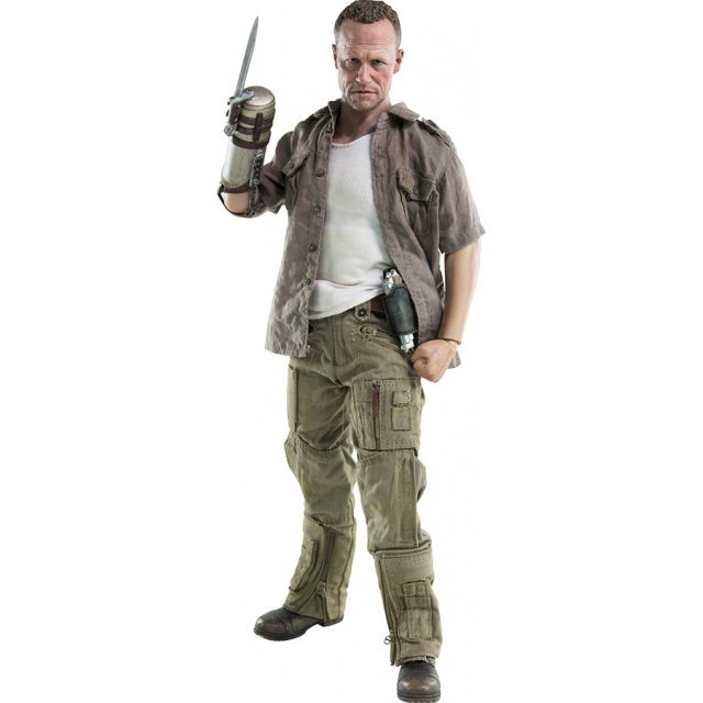The Walking Dead 1/6 Scale Pre-Painted Action Figure: Merle Dixon