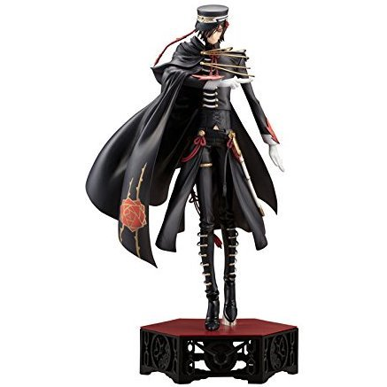 ARTFX J Code Geass Lelouch of the Rebellion R2 1/8 Scale Pre-Painted Figure: Lelouch Code Black 1st Live Encore! Ver.