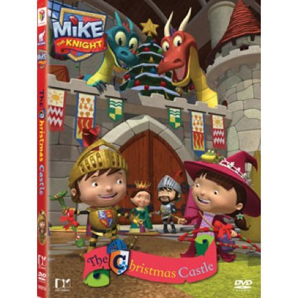 Mike The Knight Vol.18 - The Christmas Castle