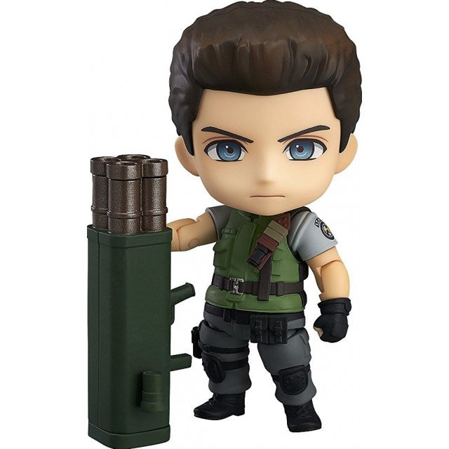 Nendoroid No. 681 Resident Evil: Chris Redfield