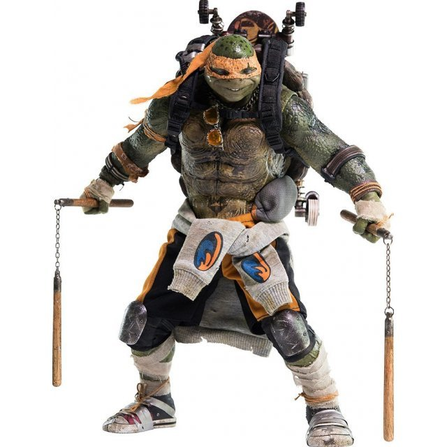 Teenage Mutant Ninja Turtles Out of the Shadows 1/6 Scale Collectible Figure: Michelangelo