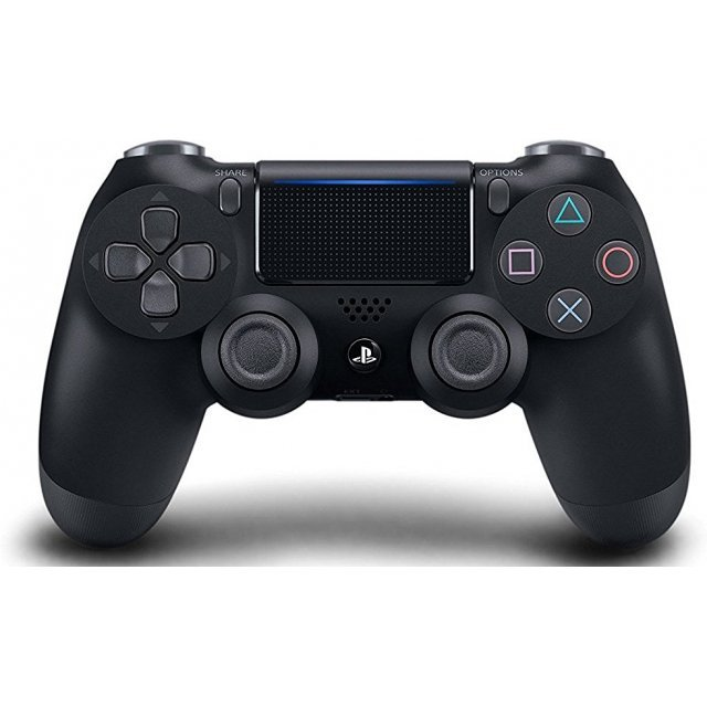 DualShock 4 Wireless Controller (Jet Black)