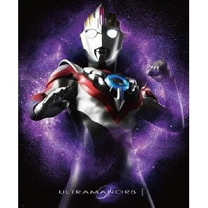 Ultraman Orb Blu-ray Box 1