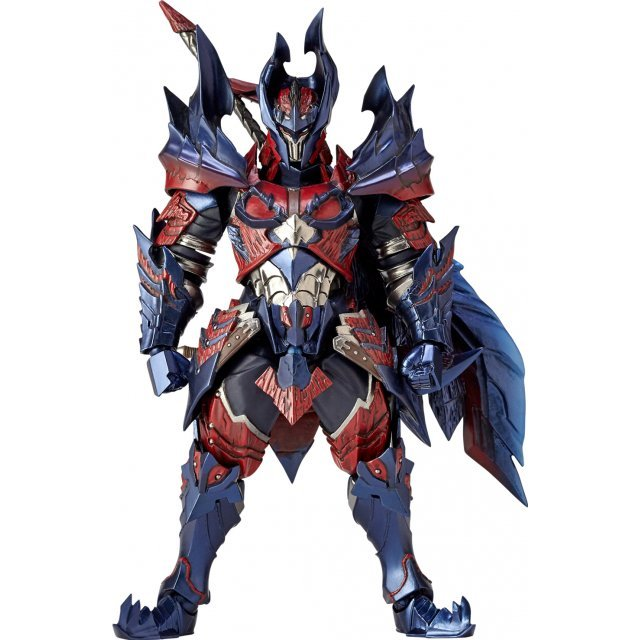 Vulcanlog 019 MonHunRevo Hunter: Male Swordsman Glavenus Series (Re-run)