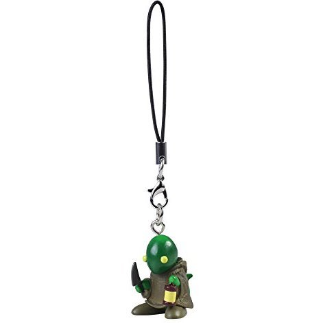 Final Fantasy Mascot Strap Vol.2: Tonberry