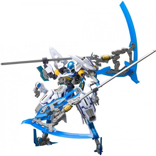 Frame Arms 1/100 Scale Model Kit: NSG-X2 Hresvelgr-Ater:RE