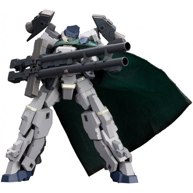 Frame Arms 1/100 Scale Model Kit: Type 32 Model 5C Zen-Rai with Assault Unit:RE