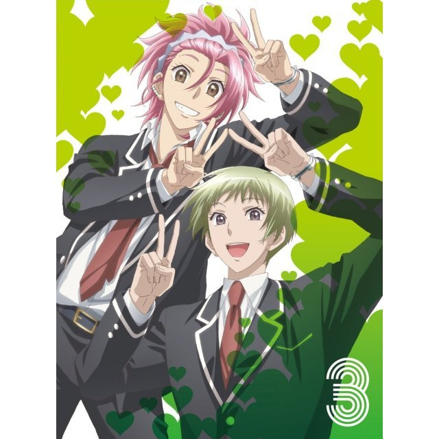 Cute High Earth Defense Club Love! Vol.3