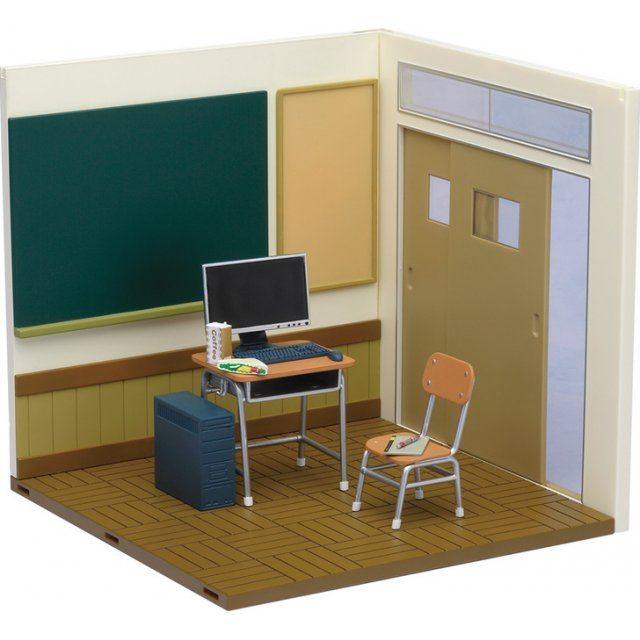 Nendoroid Playset #01: School Life Set B (Re-run)