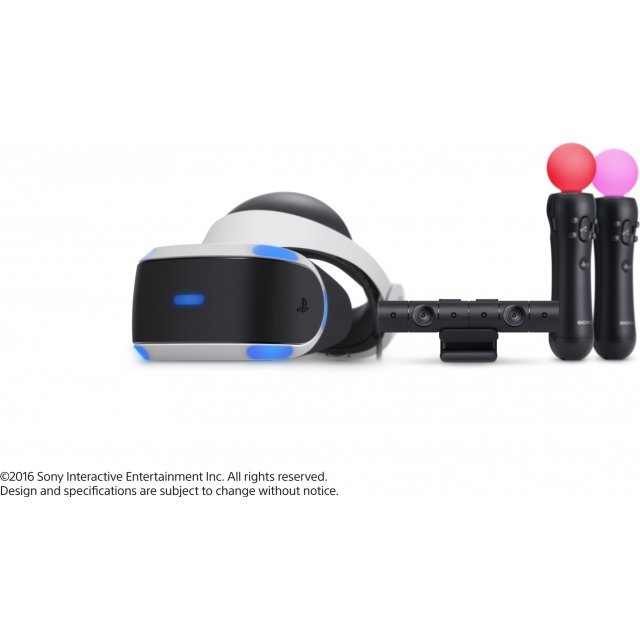 Playstation VR [All In One Bundle Set]