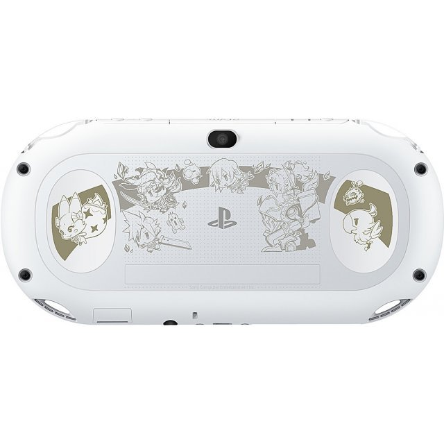 PS Vita PlayStation Vita New Slim Model - PCH-2000 World of Final Fantasy [Primero Edition] (White)
