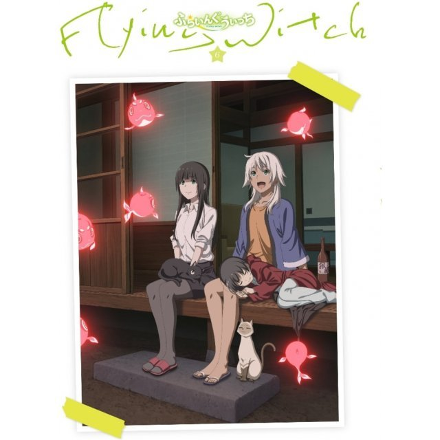 Flying Witch Vol.6