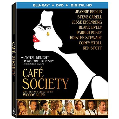 Cafe Society [Blu-ray+DVD+Digital HD]