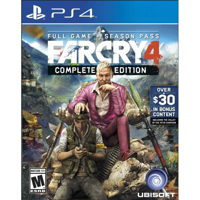 Far Cry 4 [Complete Edition]