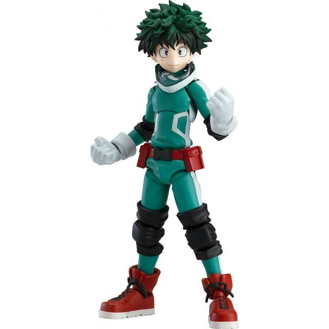 Figma No. 323 My Hero Academia: Izuku Midoriya (Re-run)