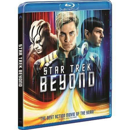 Star Trek Beyond 2D