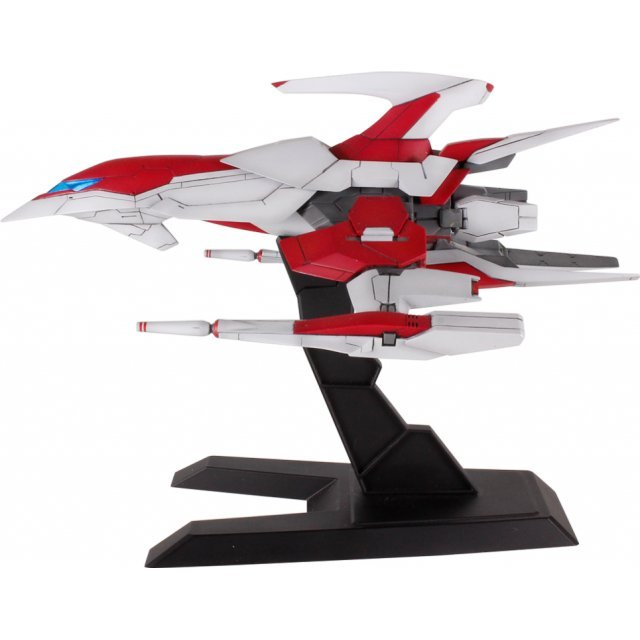Dariusburst Chronicle Saviours 1/60 Scale Model Kit: Legend Silver Hawk Burst (Re-run)