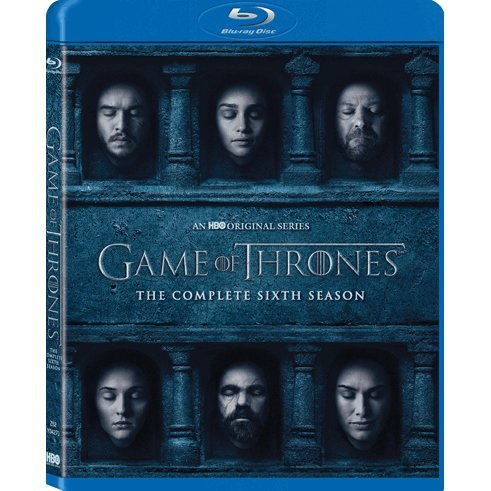 Game of Thrones Season 6 [4-Disc]
