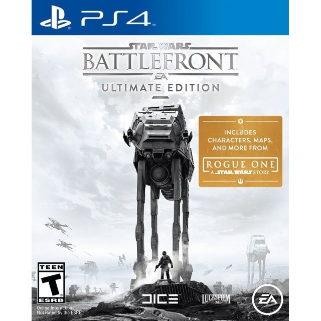 Star Wars: Battlefront [Ultimate Edition]