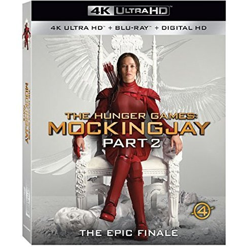 The Hunger Games: Mockingjay Part 2 [4K Ultra HD Blu-ray]