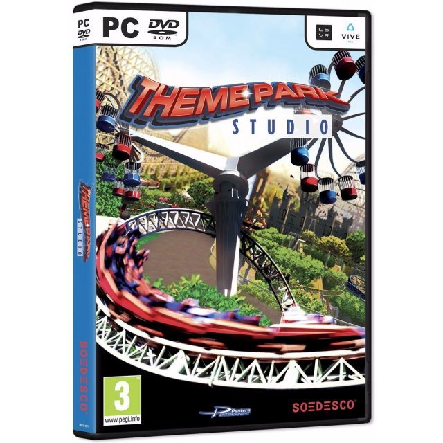 Theme Park Studio (DVD-ROM)