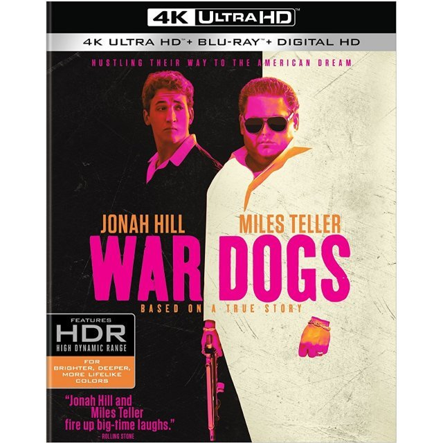 War Dogs [4K Ultra HD Blu-ray]