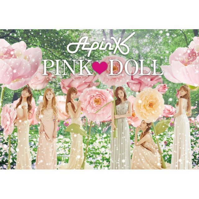 Pink Doll [CD+Goods Limited Edition Type A]