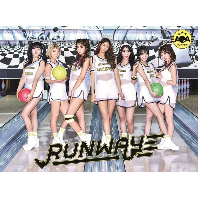 Runway [CD+DVD Limited Edition Type B]