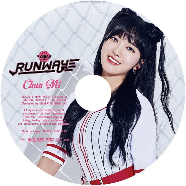Runway - Chanmi Ver. [Limited Edition]